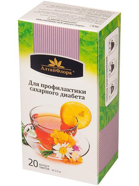 Чайный для диабетиков