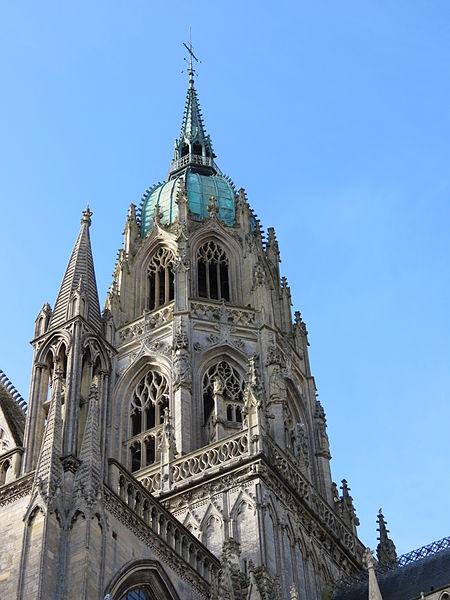 Bayeux : La cathédrale Notre-Dame