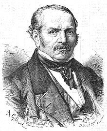 Allan Kardec -Illustration 10 avril 1869