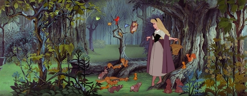 La belle au bois dormant Disney