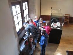 visite du musée en images