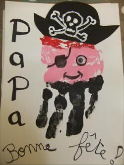 Des pirates pour la fête des pères