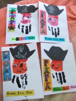 Des pirates en arts