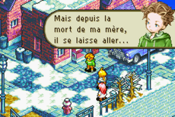 Final Fantasy Tactic Advance - Chapitre 1
