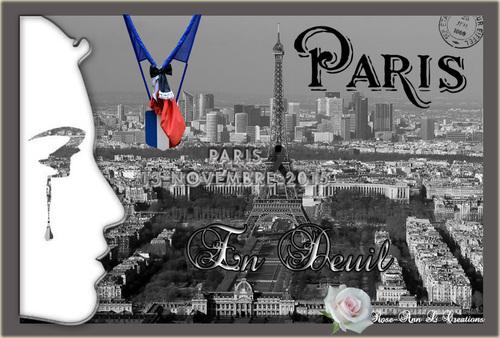 Paris en larmes