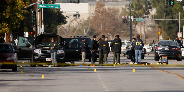 Etats-Unis: plus de 20 morts dans une fusillade
