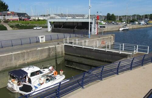 Barrage d'ARZAL (56)