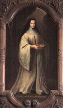 Bienheureuse Ombeline de Jully, Moniale cistercienne - Soeur de saint Bernard (+ v. 1135)