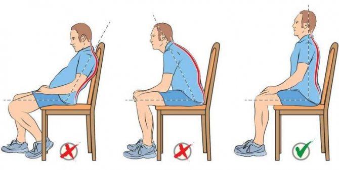 Можно ли сидеть при геморрое и как это делать правильно