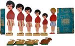 FERNAND NATHAN - poupées décroissantes