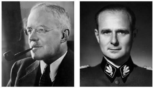 """- Opération """"Crossword"""", 1945 : quand les Alliés voulaient collaborer avec les Nazis contre l'armée soviétique"""