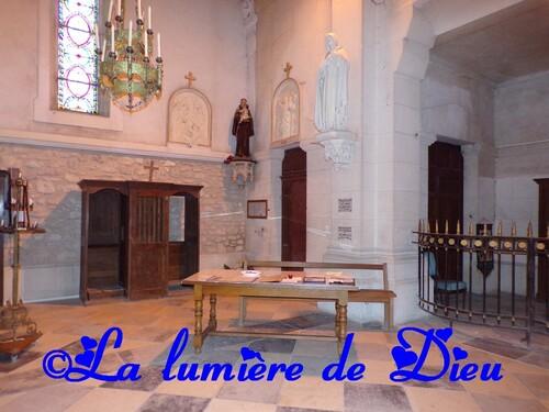 Orgon, chapelle Notre-Dame de Beauregard