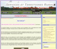 Services et territoires Ruraux
