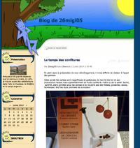 Le blog de 26migi05