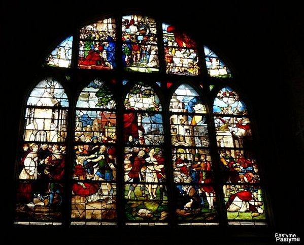Collégiale Notre Dame - Les Andelys (2)