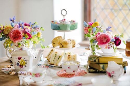 •♠ Tea Party le 24 mars ♠•