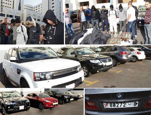 Casablanca: démantèlement d'un réseau de trafiquants de voitures de luxe