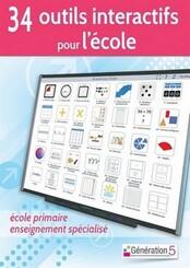 VPi / TBI : 34 outils interactifs pour l'école