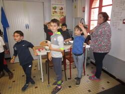 Atelier cuisine pour les CE1