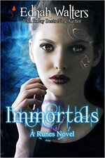 Immortels d'Ednah Walters (Traduction de Laure Valentin)