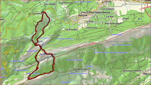 2016-01-31 Tour de Cauvin Pic de Bertagne