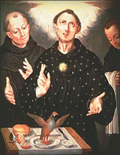 Saint Nicolas de Tolentino