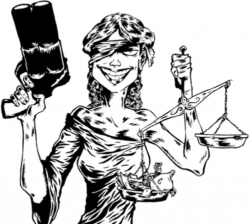 ⇒Jusqu'où la justice peut-elle être injuste ?
