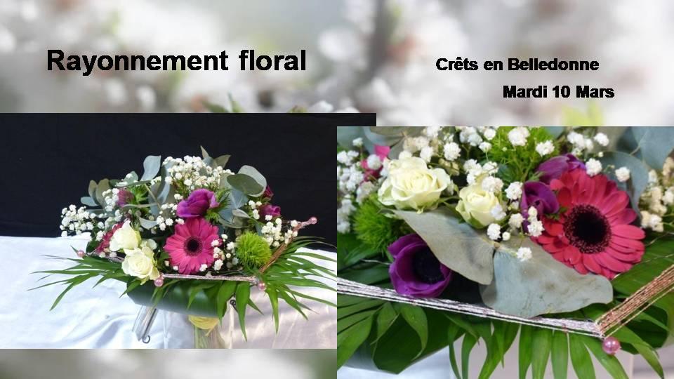 Rayonnement floral
