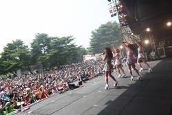 """Retour sur la prestation des ℃-ute au """"ROCK IN JAPAN"""""""