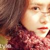 """19/10/2017 : Yoona pose pour """"InStyle Korea"""""""