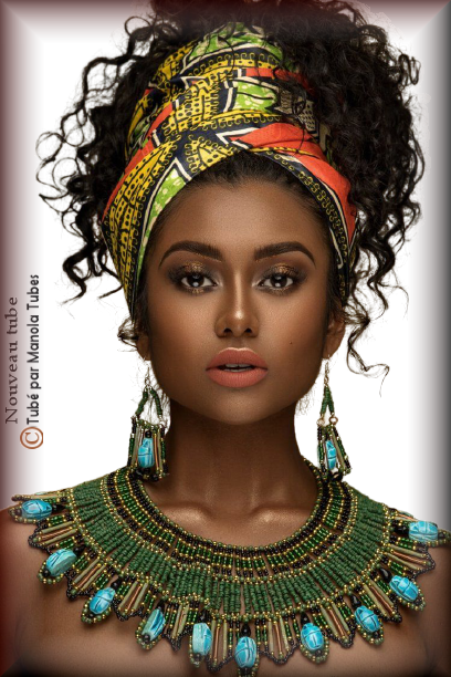 Tube femmes d'Afrique 2936