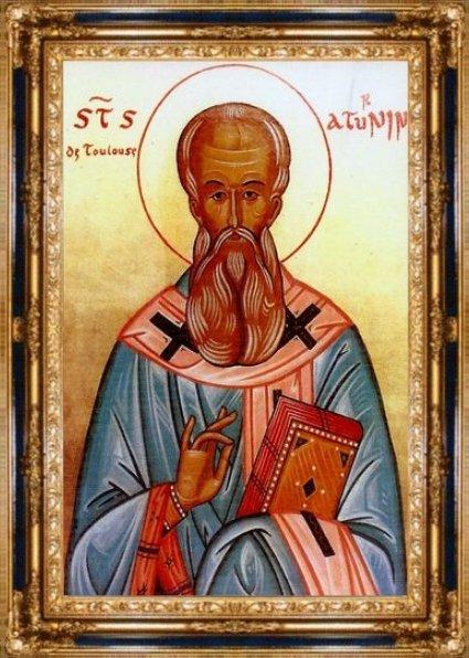 Saint Fabien, Pape (20e) de 236 à 250 et martyr (+ 250)