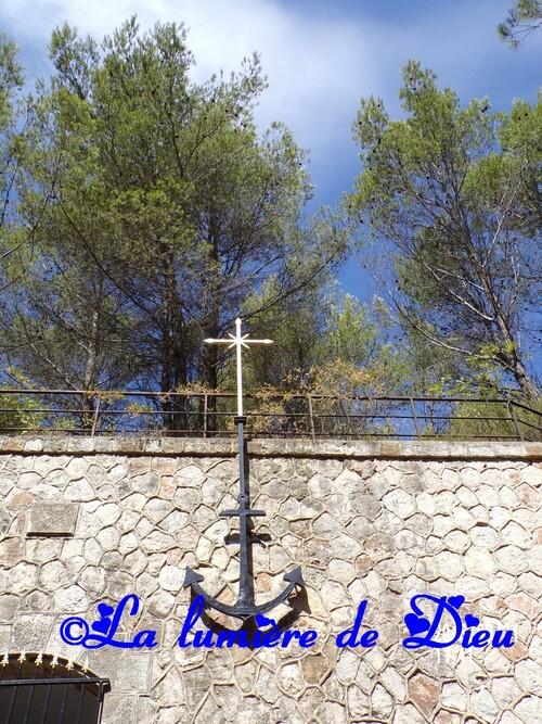 Toulon, la chapelle Notre-Dame du Faron