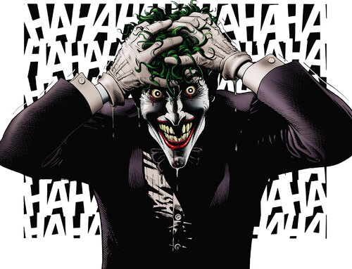 the killing joke: best comics ever