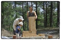 Ecoconstruction en Turquie, juin 2015