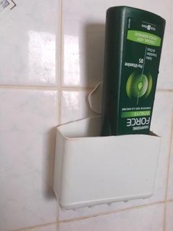Porte savon et shampoing/ Soap or shampoo holder
