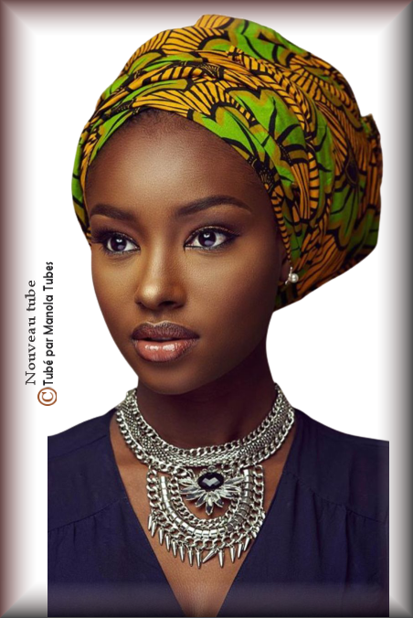 Tube femmes d'Afrique 2937