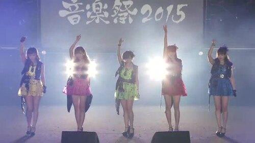 °C-ute au Nico Nico Chô Kaigi Chô Ongaku-sai 2015