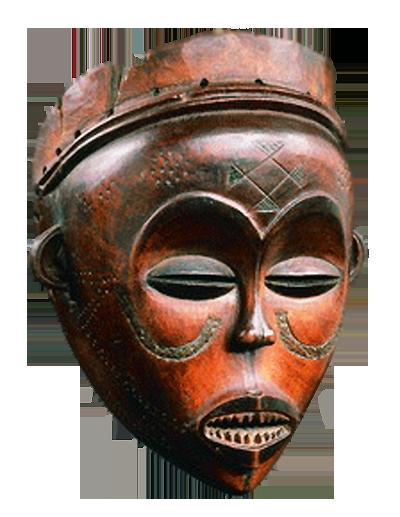 Masque africain - Mon Tube à essais