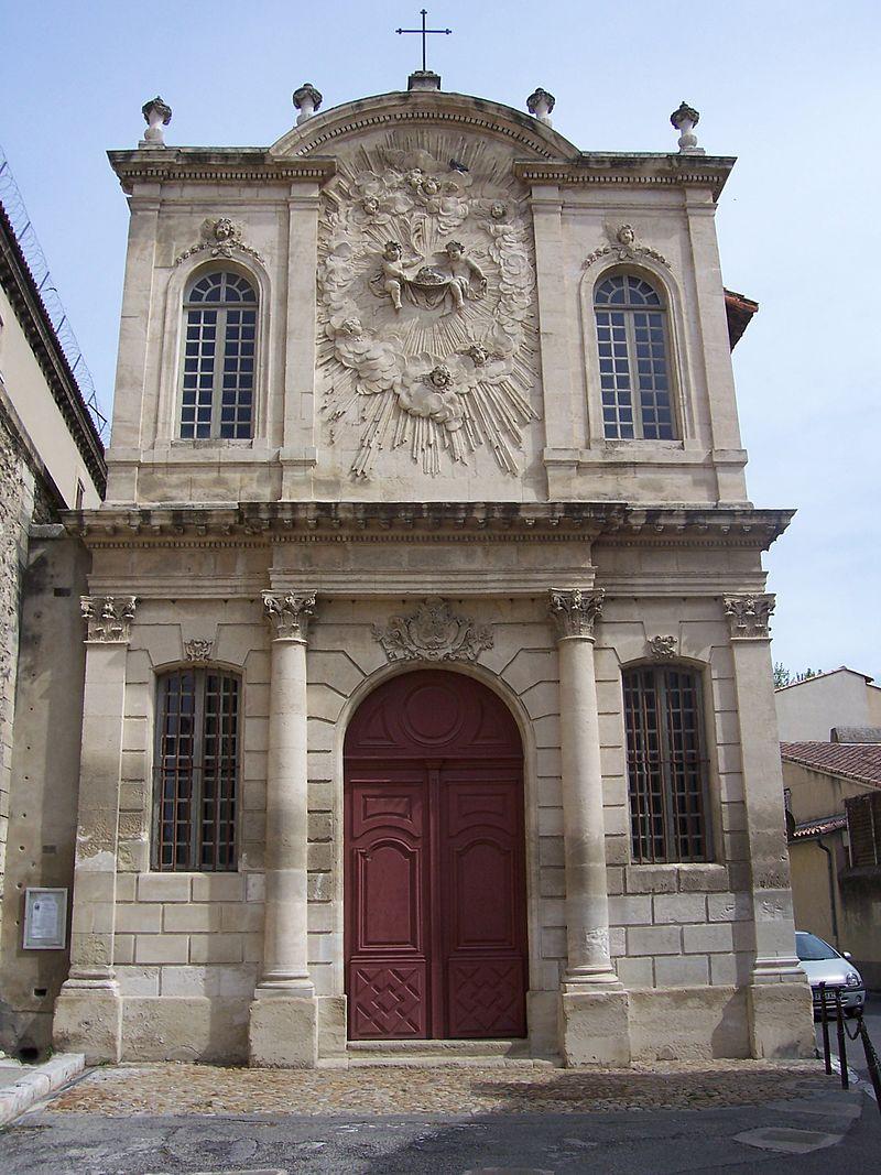 Image illustrative de l'article Chapelle des Pénitents noirs (Avignon)