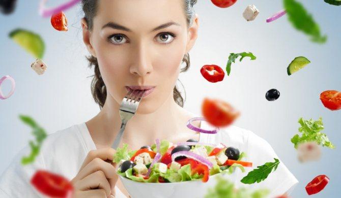 Возможности и примерное меню антицеллюлитной диеты