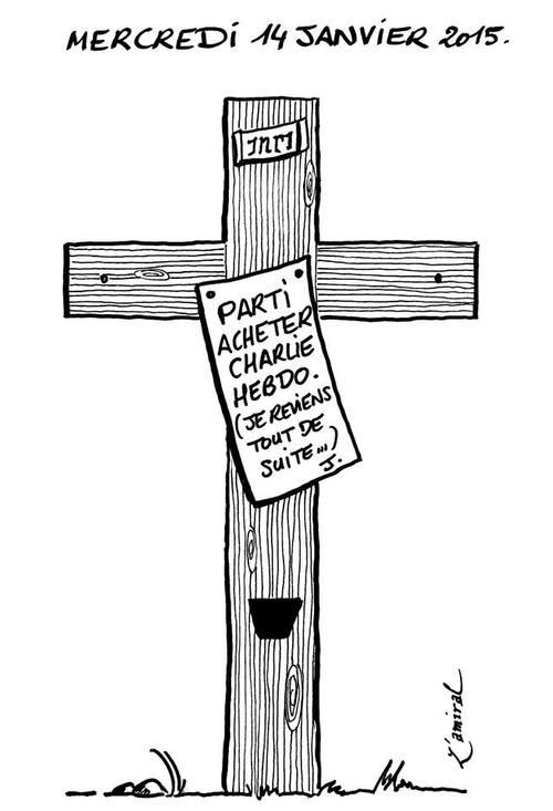 Jésus Charlie