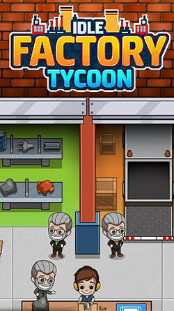 [Appli] Idle Factory Tycoon