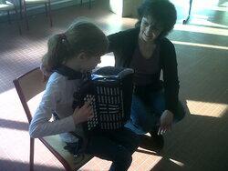 A la découverte de l'accordéon