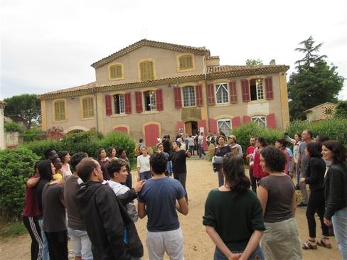 Le Festival d'Aix à La Mareschale !