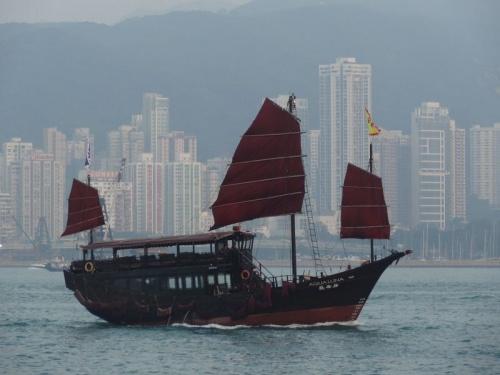 A la découverte de Hong Kong