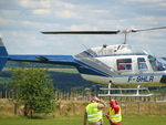 Bell 206B Jet Ranger F-GHLR