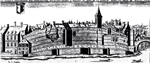 Les ordres hospitaliers à Metz : Templiers, Hospitaliers et Teutoniques