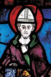 Saint Fulbert. Evêque de Chartres († 1028)