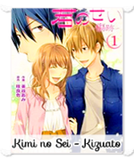 Kimi no sei - Kizuato